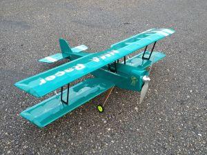 NMA Biplane
