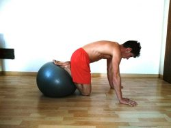 gainage position 1