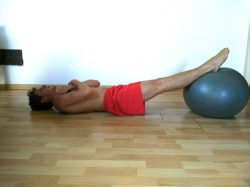 gainage position 3