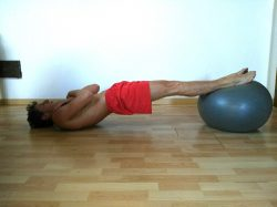 gainage position 4