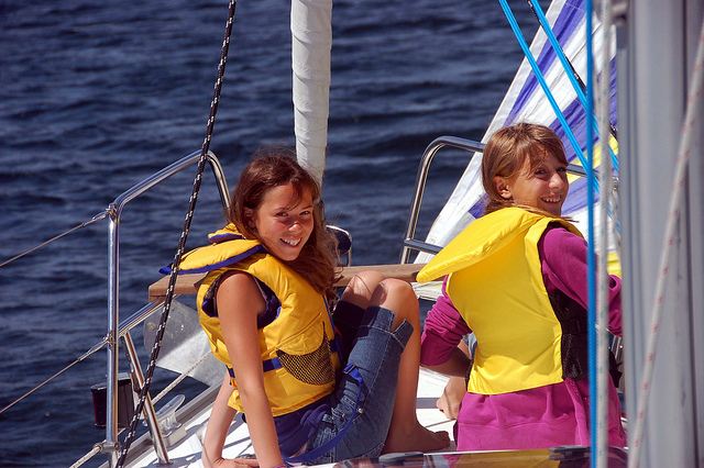 Sailing is fun for all ages_5365284857_l