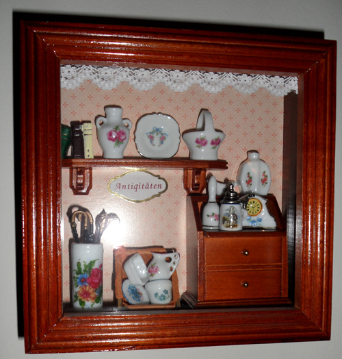 Reutter Roomboxes Nanas Dollhouses And Miniatures