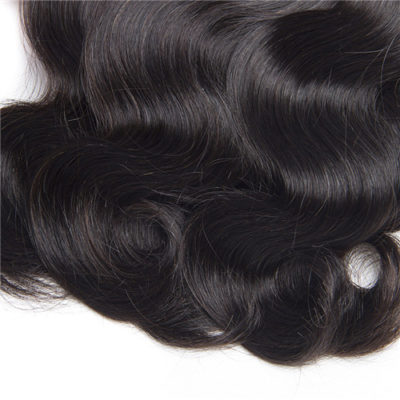 Mink hair body wave