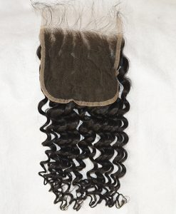 hd lace closure 5x5 Deep wave