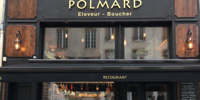 Une viande d'exception: c'est chez Polmard!