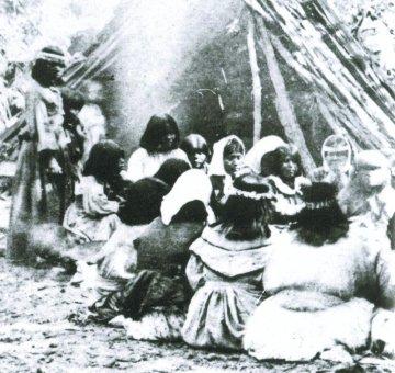 Miwok and Paiute 1872