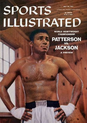 floyd patterson, sports illustrated