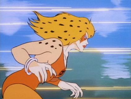 cheetara, cartoon, 1980s, thundercats