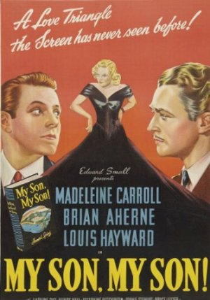 my son my son, 1940, movie, poster