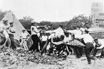 bonus marchers 1932