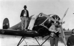 Will Rogers and Wiley Post