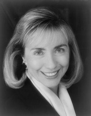Hillary Clinton, 1992