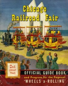 chicago railroad fair guide book