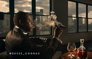 Jay-Z and D'Usse