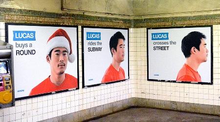 Lucas Venmo ads