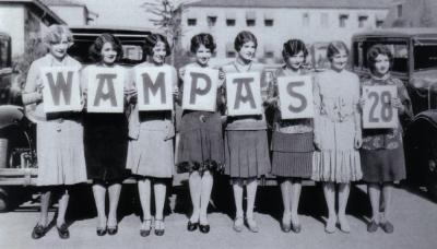 WAMPAS baby stars 1928