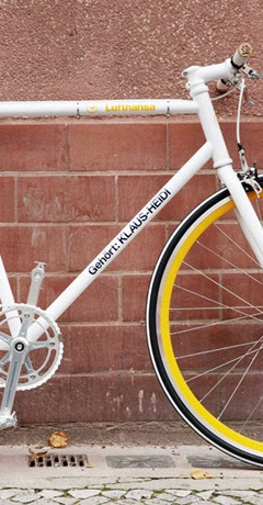 Klaus-Heidi bike