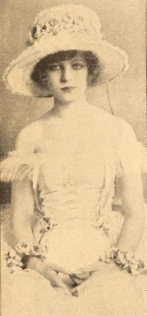 Allyn King in Picture-Play Magazine, July 1923
