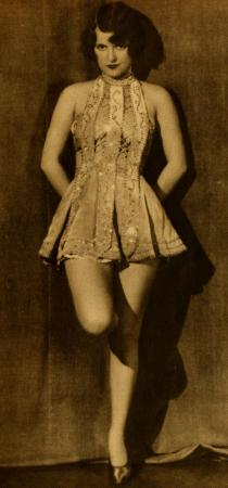 Avonne Taylor in Photoplay, July 1927