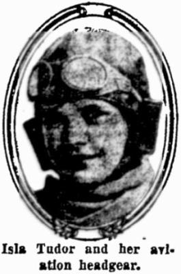 Isla Tudor, 1915