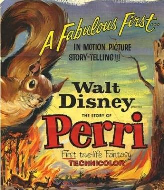 perri, 1957 disney movie
