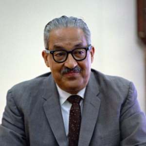 Thurgood Marshall, 1967