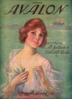 Avalon, song, Al Jolson
