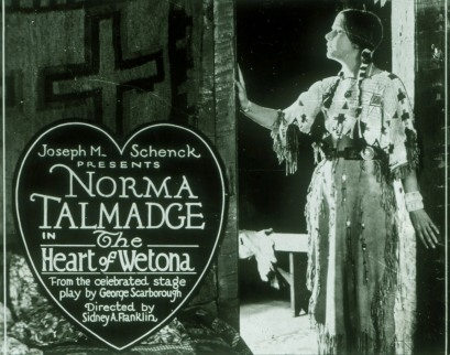 heart of wetona, norma talmadge, silent film, 1919