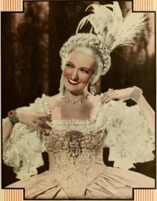 verree teasdale, 1934