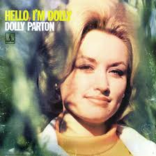 Dolly Parton album cover