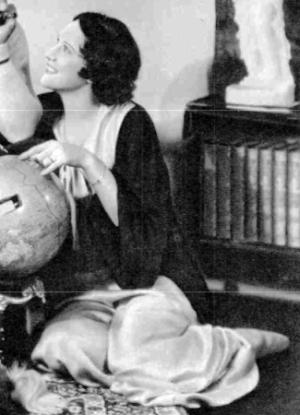 ilomay bailey, 1933, radio mirror, radio, baby name