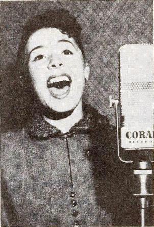 eydie gorme, singer, 1950s