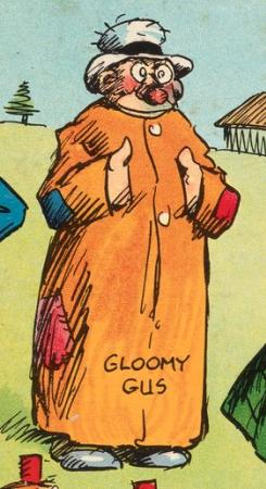 gloomy gus