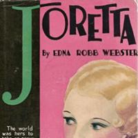 joretta, book, baby name, 1930s,