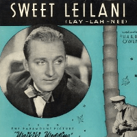 leilani, song, baby name, 1930s,