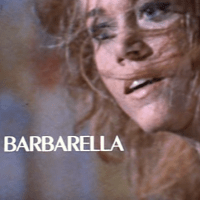 barbarella, movie, baby name, 1960s,