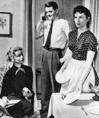 brighter day, soap opera, 1950s, television