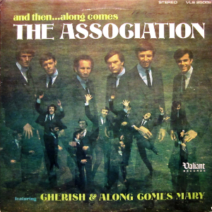 the association, album, 1966, cherish, song, baby name