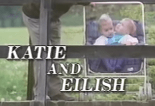 katie and eilish, documentary, television, 1993, conjoined, twins,