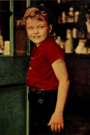 kippie, The World of Mr. Sweeney, tv, 1950s,