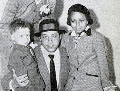 leon gilbert, tondalaya, 1955,