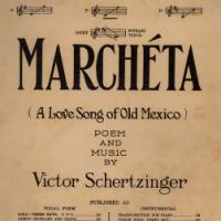 marcheta, music, baby name, 1920s