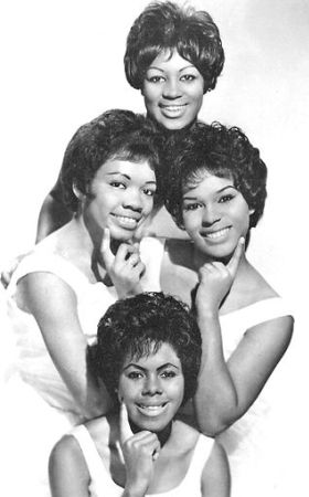 shirelles, music, girl group, 1960s