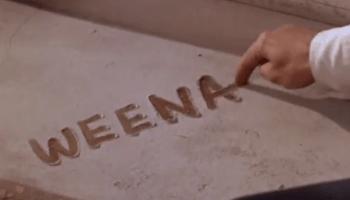name weena, time machine