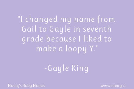 Gayle King quote