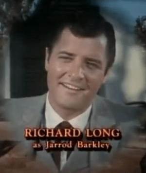 big valley, baby name, jarrod, 1960s