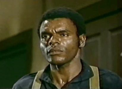 """Jemal David, character from TV show """"The Outcasts"""""""