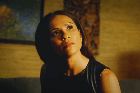 """The character Mazikeen Smith from the TV series """"Lucifer"""" (2016-)."""