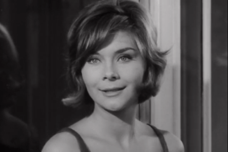 """Perette Dijon, a minor character from the TV series """"Route 66"""" (1960-1964)."""