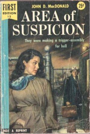 area of suspicion, gevan dean, 1950s, baby name